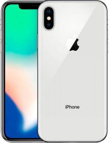 Смартфон Apple iPhone X 64GB (MQAD2) Silver купить