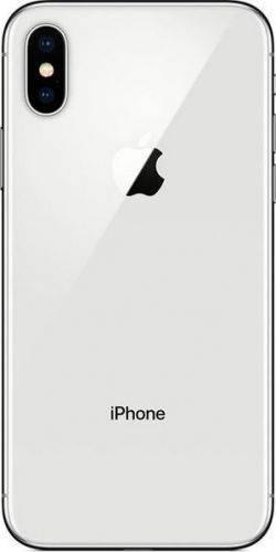 Смартфон Apple iPhone X 64GB (MQAD2) Silver в Украине