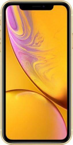 Смартфон Apple iPhone XR 64GB (MRY72) Yellow купить