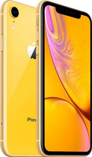 Смартфон Apple iPhone XR 64GB (MRY72) Yellow фото