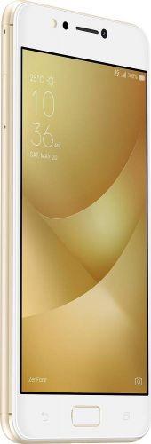 Смартфон Asus ZenFone 4 Max ZC554KL Dual Sim Gold фото