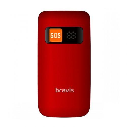 Мобильный телефон Bravis C244 Signal Dual Sim Red недорого