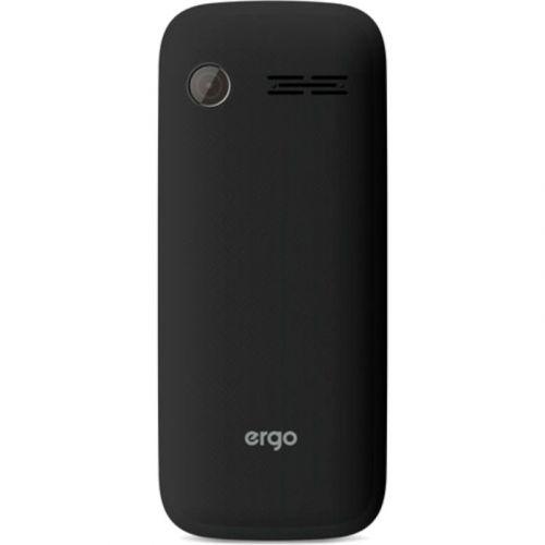 Мобильный телефон Ergo F242 Turbo Dual Sim Black купить