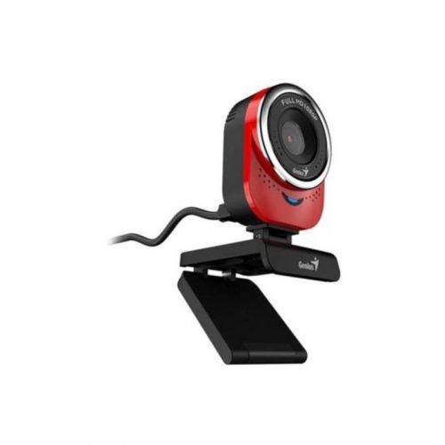 Веб-камера Genius QCam 6000 Full HD (32200002401) Red купить