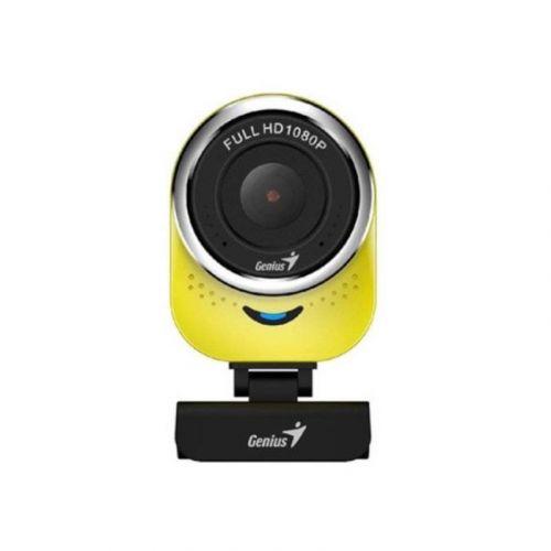 Веб-камера Genius QCam 6000 Full HD (32200002403) Yellow