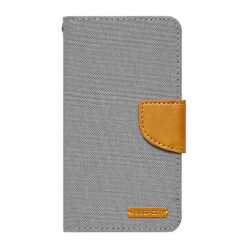 Чехол Goospery Canvas Diary универсальный 5.5