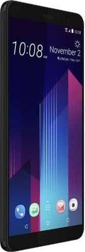 Смартфон HTC U11 Plus 4/64GB Ceramic Black в Украине
