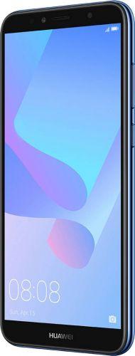Смартфон Huawei Y6 2018 Blue в Украине
