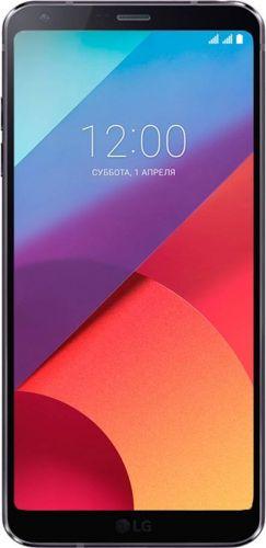 Смартфон LG G6 4/64GB Black купить