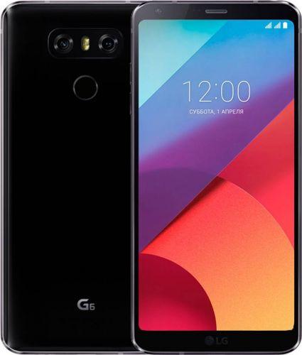 Смартфон LG G6 4/64GB Black