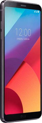 Смартфон LG G6 4/64GB Black в Украине