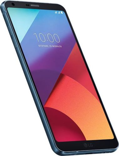 Смартфон LG G6 4/64GB Moroccan Blue цена