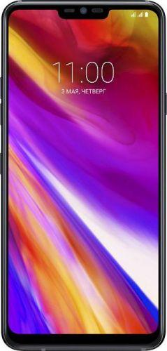 Смартфон LG G7 ThinQ 4/64GB Black купить