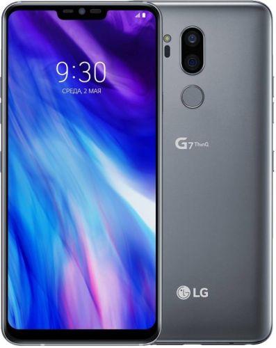 Смартфон LG G7 ThinQ 4/64GB Platinum