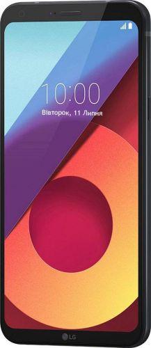 Смартфон LG Q6 Black в Украине