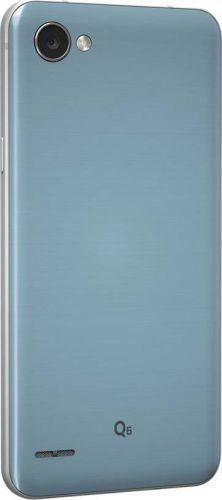 Смартфон LG Q6 Platinum фото