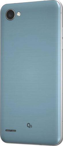 Смартфон LG Q6 Platinum в интернет-магазине