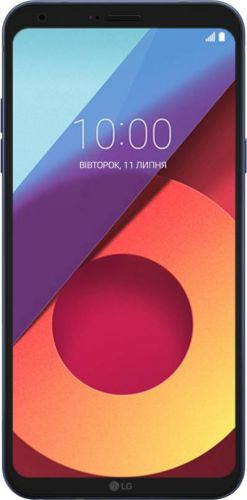 Смартфон LG Q6 Plus 4/64GB Moroccan Blue купить