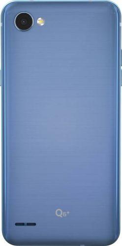 Смартфон LG Q6 Plus 4/64GB Moroccan Blue недорого