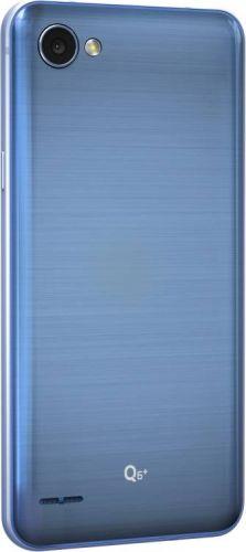 Смартфон LG Q6 Plus 4/64GB Moroccan Blue в интернет-магазине