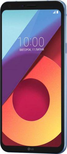 Смартфон LG Q6 Plus 4/64GB Moroccan Blue фото