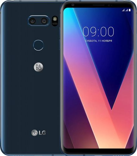 Смартфон LG V30 Plus 4/128GB Moroccan Blue