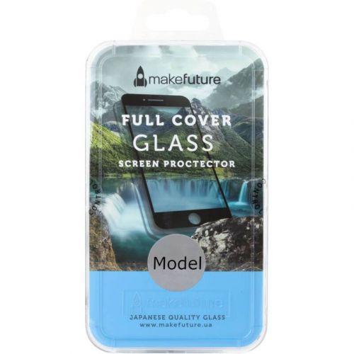Защитное стекло MakeFuture Full Cover для Huawei Mate 10 Pro (Black)