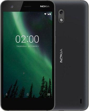 Смартфон Nokia 2 TA-1029 Dual Sim Matte Black