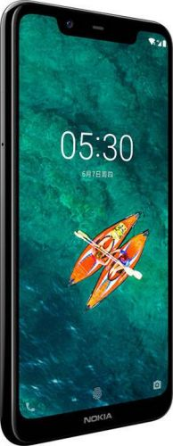 Смартфон Nokia 5.1 Plus 3/32GB Black в интернет-магазине