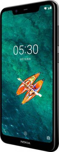 Смартфон Nokia 5.1 Plus 3/32GB Black в Украине