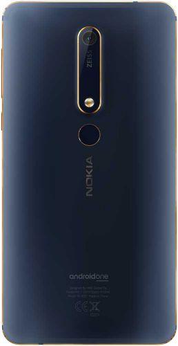 Смартфон Nokia 6.1 4/64GB Blue недорого