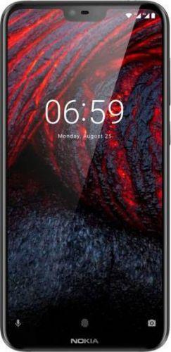 Смартфон Nokia 6.1 Plus 4/64GB Black купить