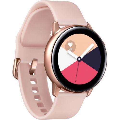 Смарт-часы Samsung Galaxy Watch Active (SM-R500NZDASEK) Gold купить