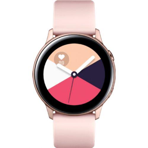 Смарт-часы Samsung Galaxy Watch Active (SM-R500NZDASEK) Gold в интернет-магазине