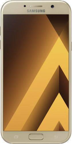 Смартфон Samsung Galaxy A7 2017 Gold купить