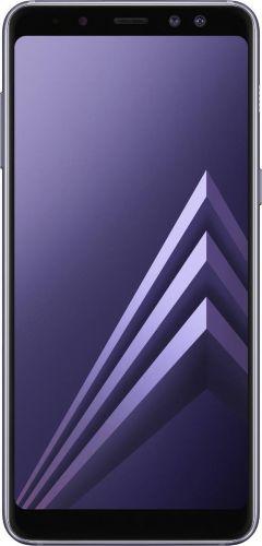 Смартфон Samsung Galaxy A8 2018 4/32GB Orchid Gray купить