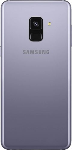 Смартфон Samsung Galaxy A8 2018 4/32GB Orchid Gray недорого