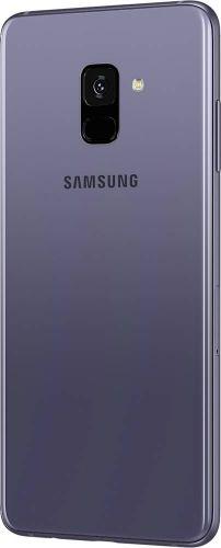 Смартфон Samsung Galaxy A8 2018 4/32GB Orchid Gray в интернет-магазине