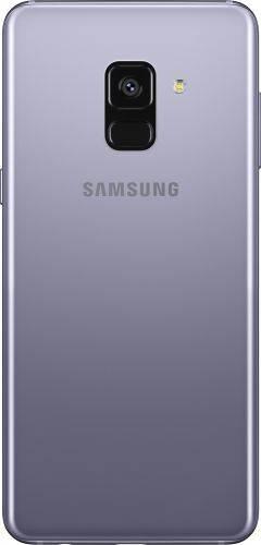 Смартфон Samsung Galaxy A8 Plus 2018 4/32GB Orchid Gray недорого