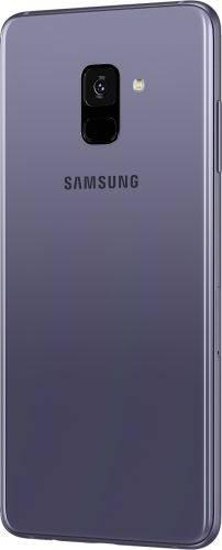Смартфон Samsung Galaxy A8 Plus 2018 4/32GB Orchid Gray в интернет-магазине