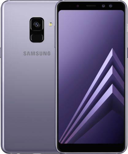 Смартфон Samsung Galaxy A8 Plus 2018 4/32GB Orchid Gray