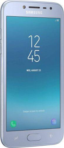 Смартфон Samsung Galaxy J2 2018 Silver в интернет-магазине