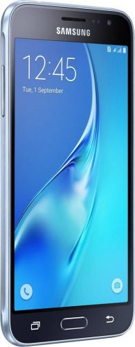 Смартфон Samsung Galaxy J3 2016 Black в Украине