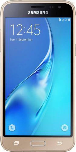 Смартфон Samsung Galaxy J3 2016 Gold купить