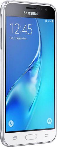 Смартфон Samsung Galaxy J3 2016 White в Украине