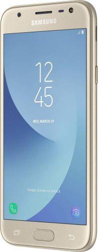 Смартфон Samsung Galaxy J3 2017 Gold в Украине