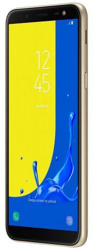 Смартфон Samsung Galaxy J6 2/32GB Gold в Украине