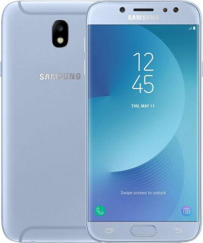 Смартфон Samsung Galaxy J7 2017 Silver