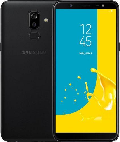 Смартфон Samsung Galaxy J8 2018 Black