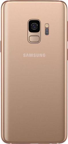 Смартфон Samsung Galaxy S9 4/64GB Sunrise Gold недорого